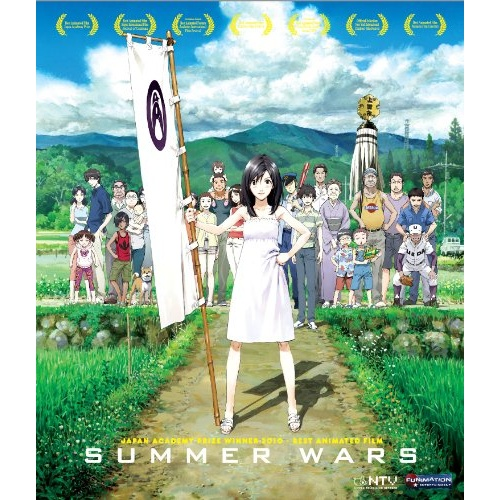 Summer Ray Art Cover Wars Blu