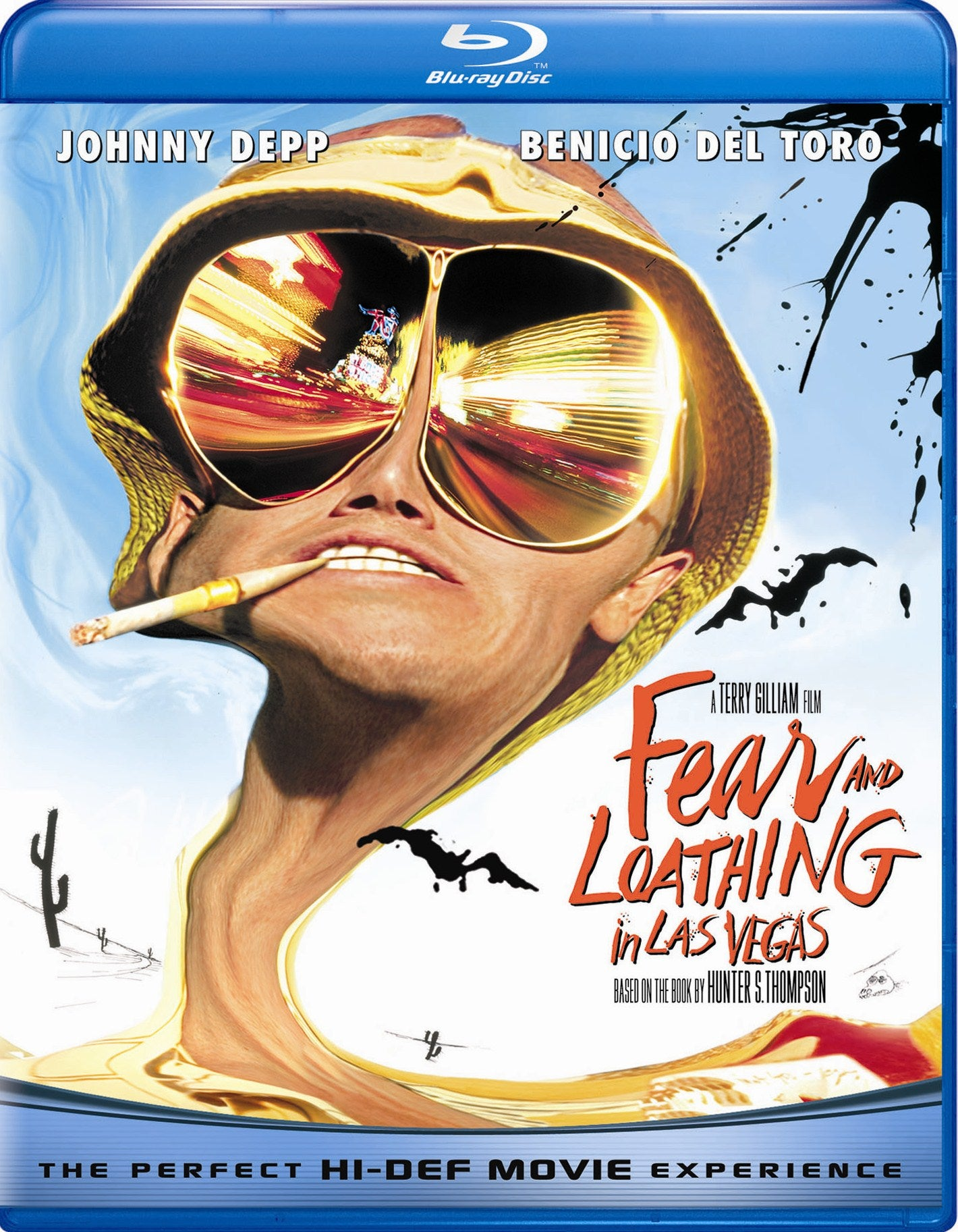 Fear And Loathing In Las Vegas Blu Ray Ign