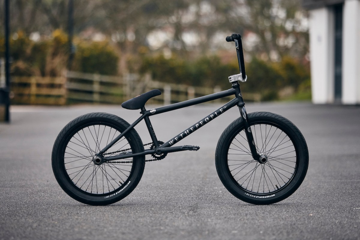 Bike Check Jason Colledge S Wethepeople Awake Bmx Com