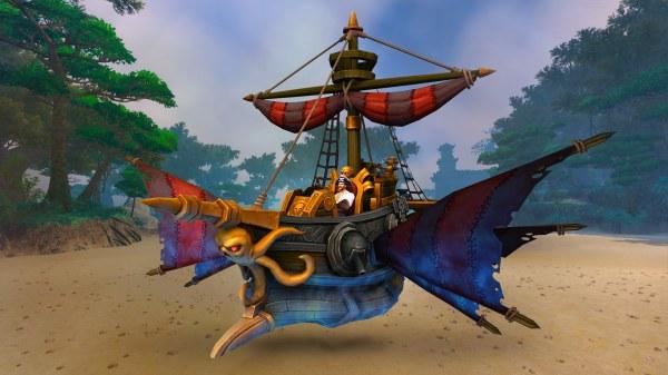 pirate ship overwatch # 60