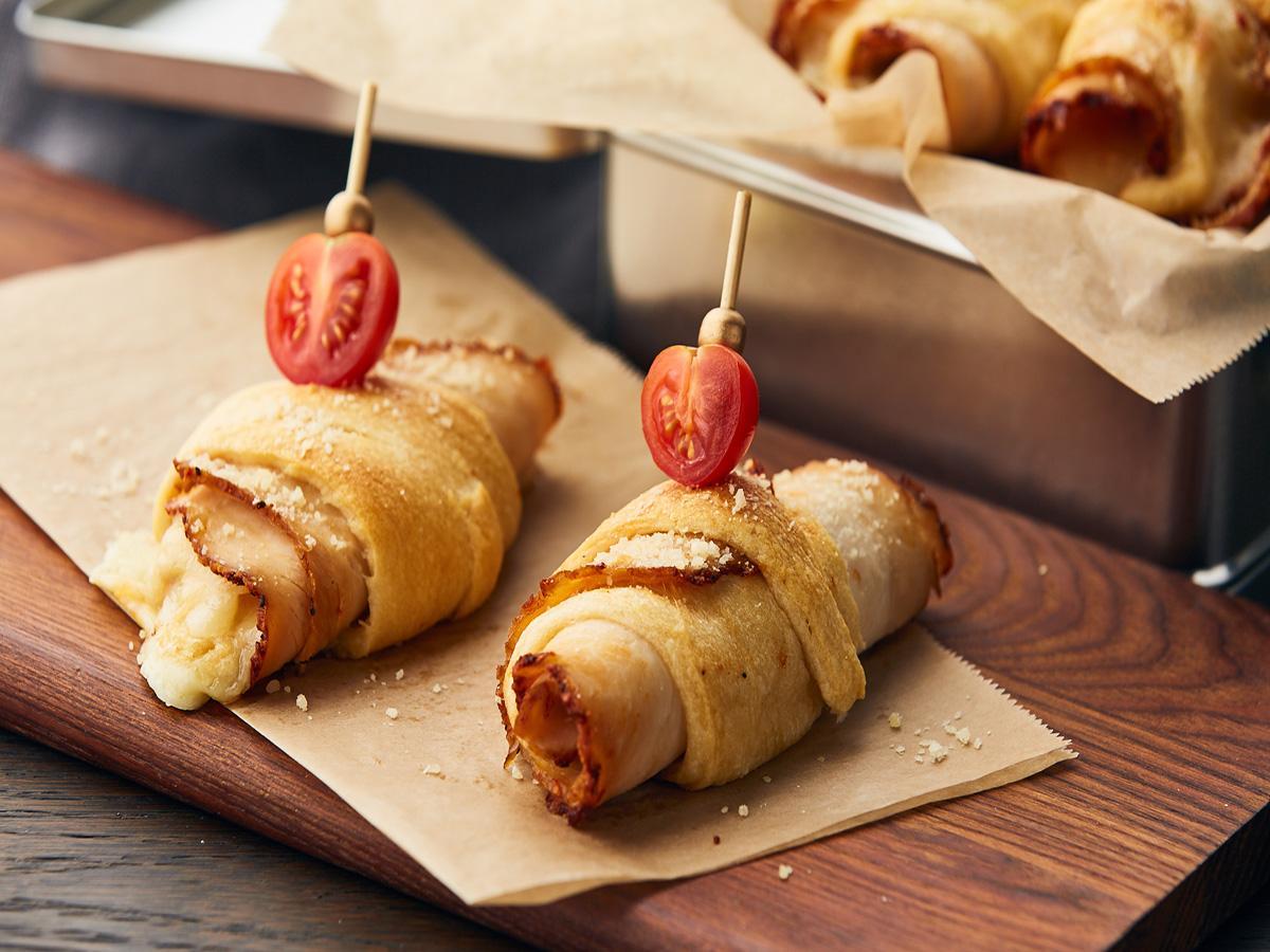 Roll Ups Crescent Roll Recipe Chicken