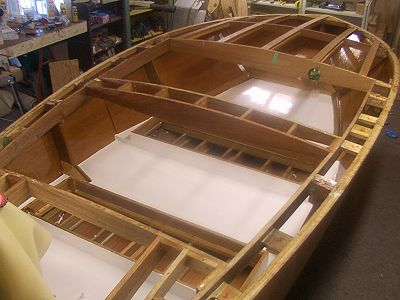 Flying Saucer Design Boatbuilders Site On Glen L Com