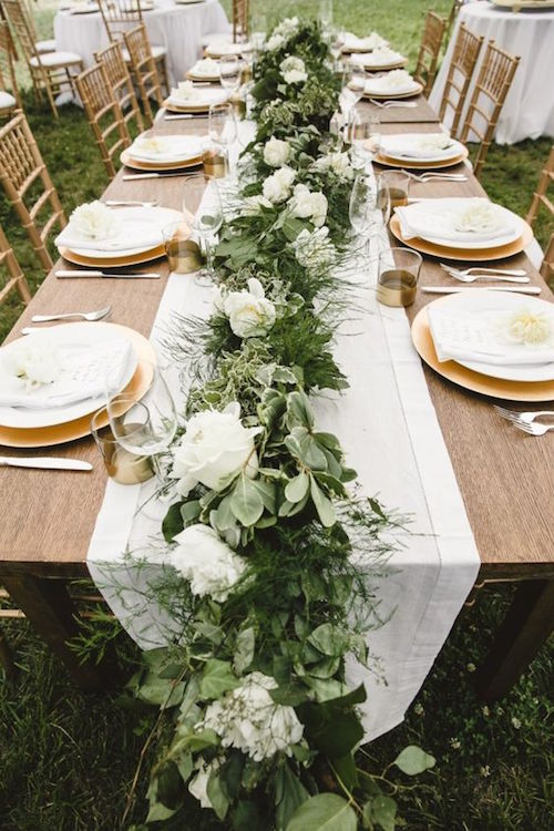 Banquet Table Setting Ideas