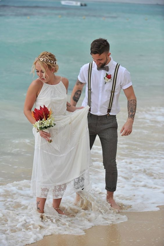 Informal Wedding Attire Guests