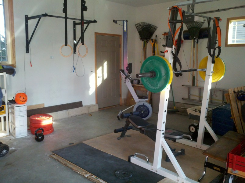 Our Top 5 Must Haves for Building a Home Gym   BodyBalance home gym