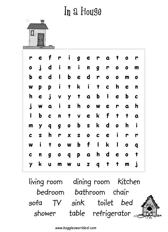 Scramble Word Thanksgiving Worksheet