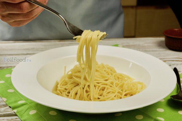 Спагеттиді қалай дайындауға болады