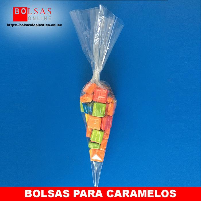 33e4e1aaf Bolsas para caramelos 31x69. - ✓ Bolsas Online