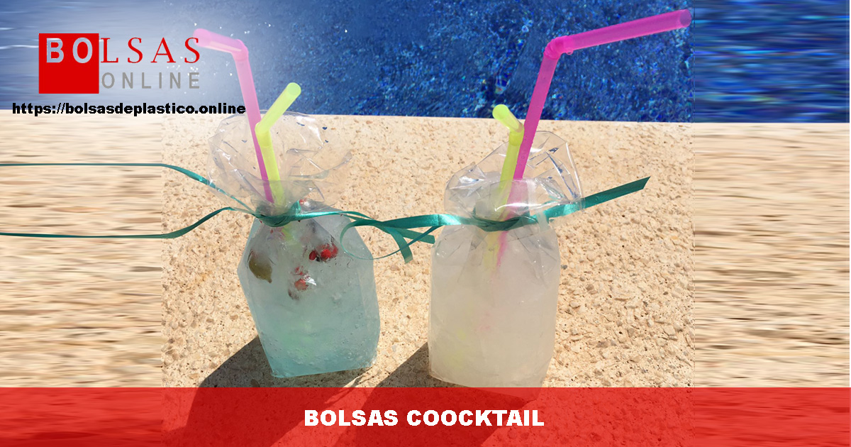 BOLSAS COOCKTAIL