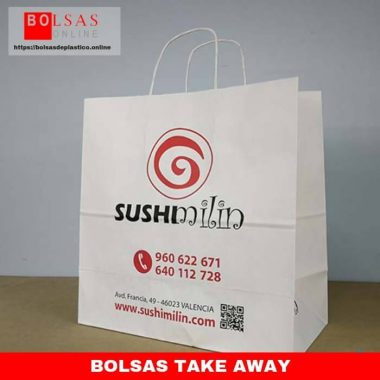 Bolsas take away