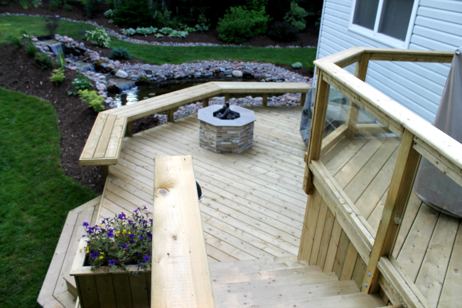 Deck Designs Incorporated