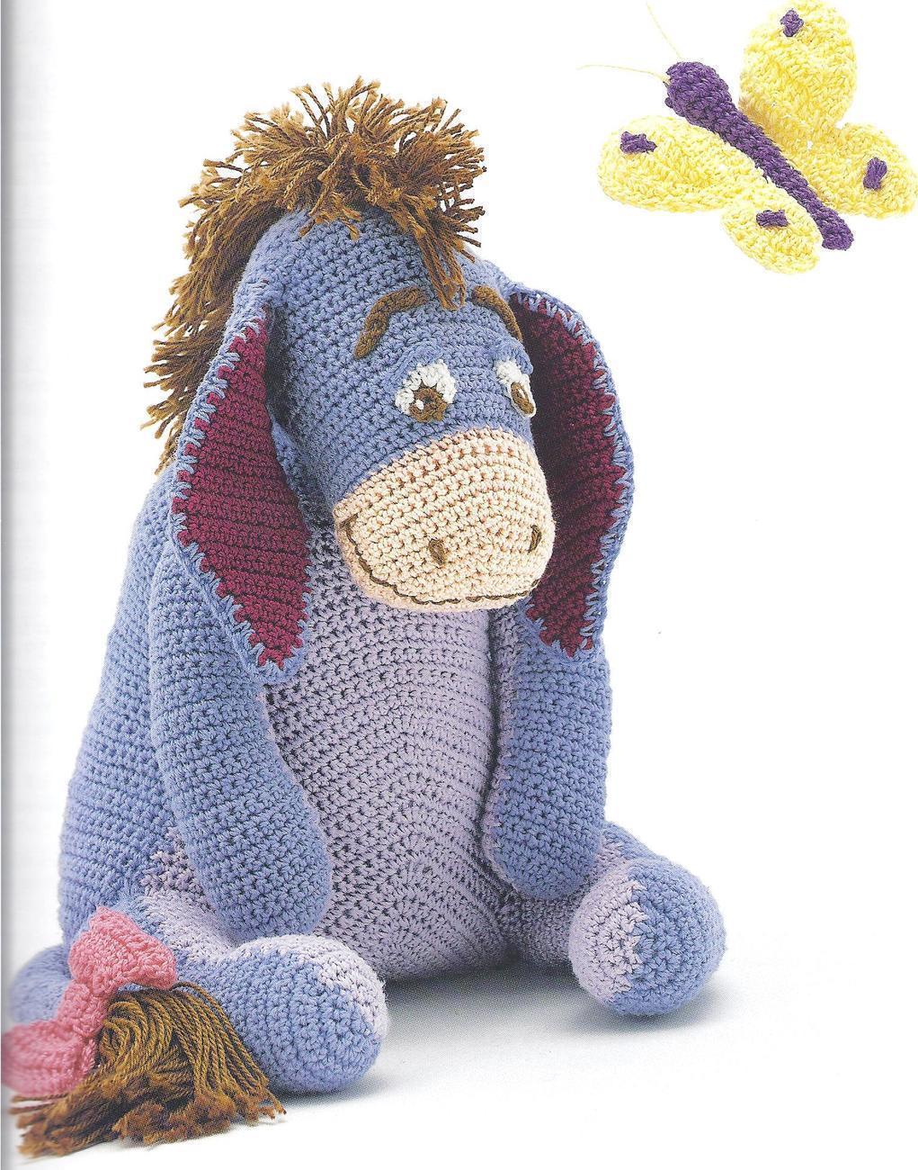 Patterns Free Disney Crochet