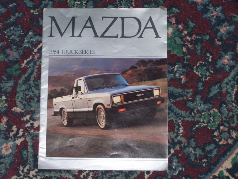1984 Mazda Rx 7 Wiring Diagram