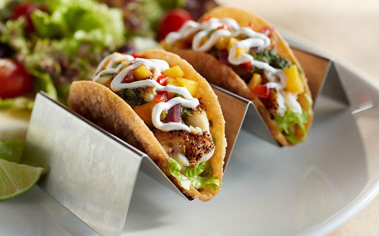 Fish Bonefish Baja Grill Tacos