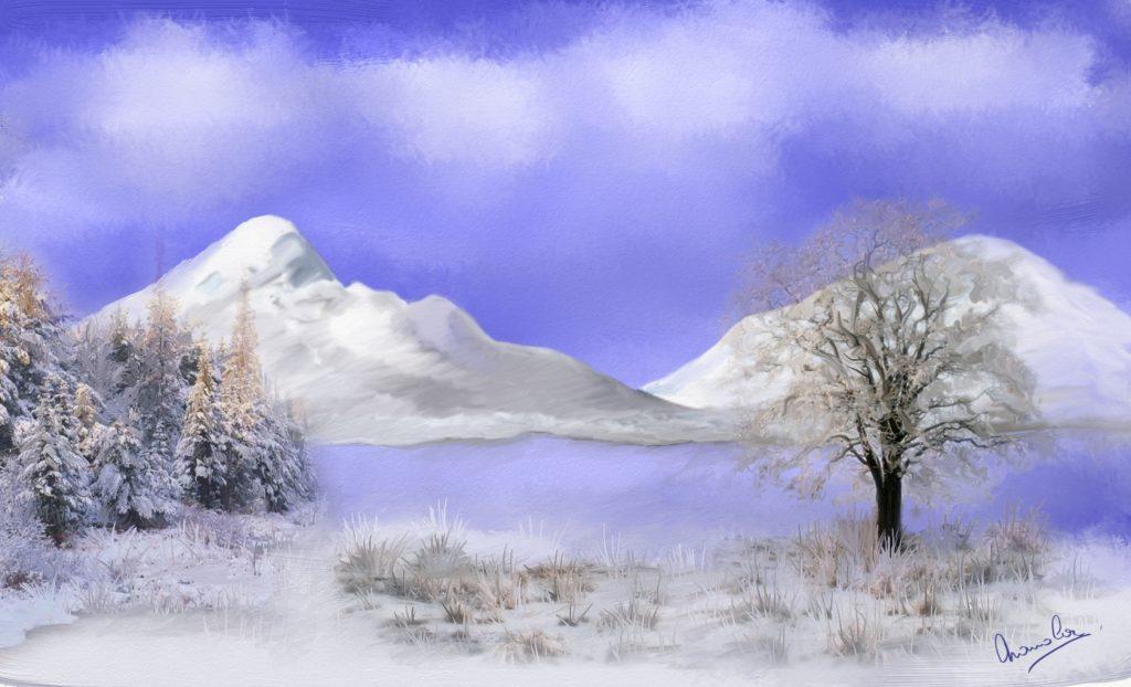 Images Neige Paysages Les Plus Belles Photos Par Bonjour