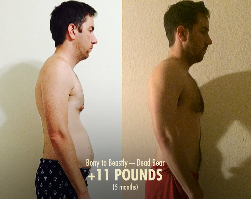 Losing Gaining Muscle Weight Vs