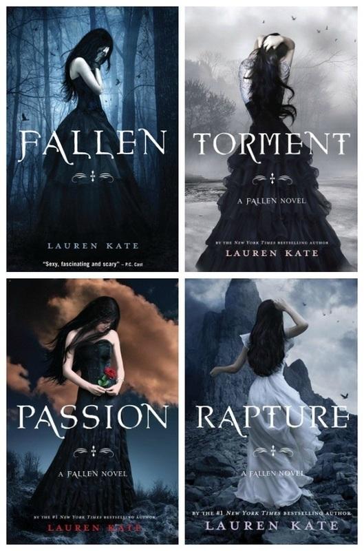 'FALLEN': LAUREN KATE MOVIE NEWS - Bookinity
