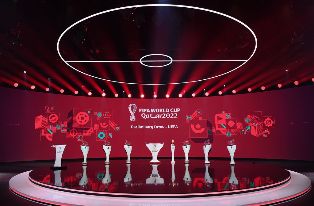 Состоялась жеребьевка отбора на ЧМ-2022