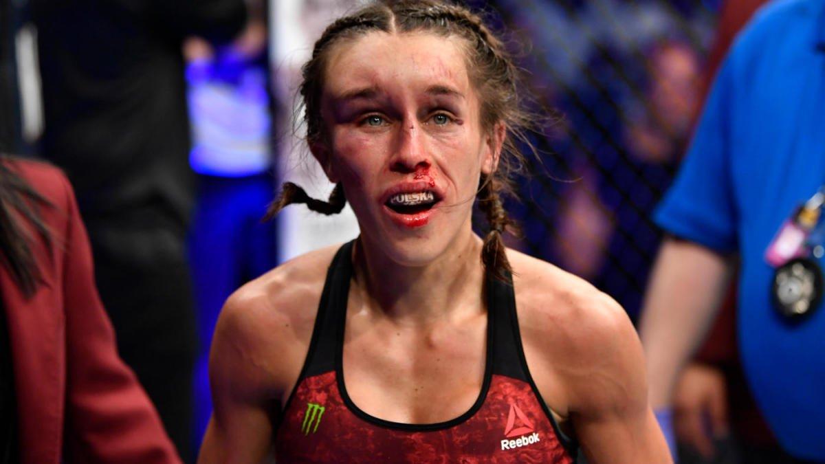 UFC 261. Вейли Чжан – Роуз Намаюнас: чемпионский бой под лозунгом холодной войны