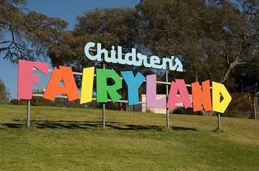 Literary Tourism: Children's Fairyland in Oakland, CA