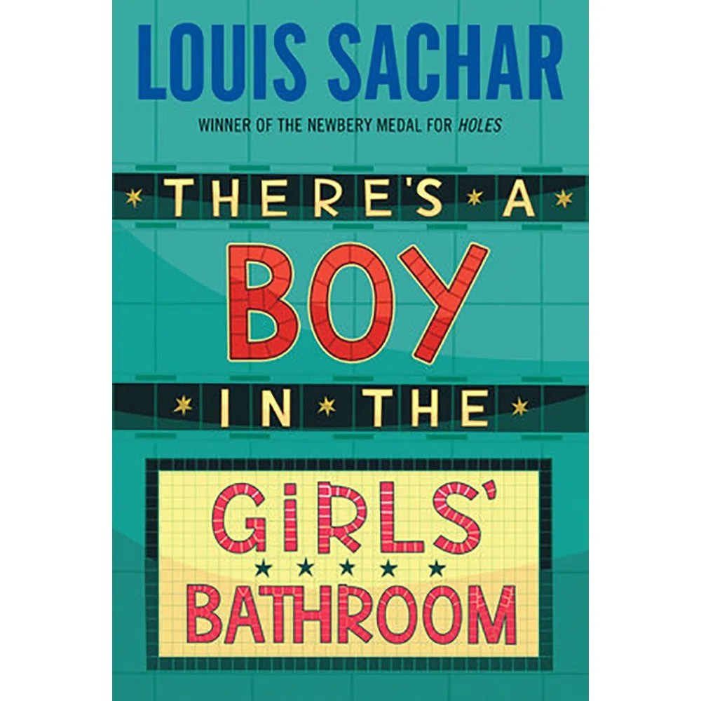 Boy Name Theres Author Book Girls Bathroom