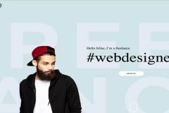 JD – Personal Portfolio Free Bootstrap Template