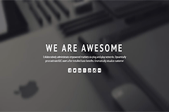 Perfect Design – Onepage Bootstrap Portfolio HTML Template