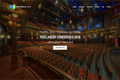 Conference – Free Responsive Event Website Bootstrap HTML5 Template