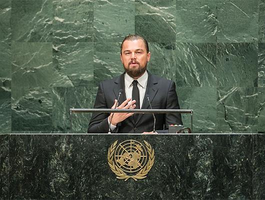 Leonardo Dicaprio Foundation Raises Over 40 Million