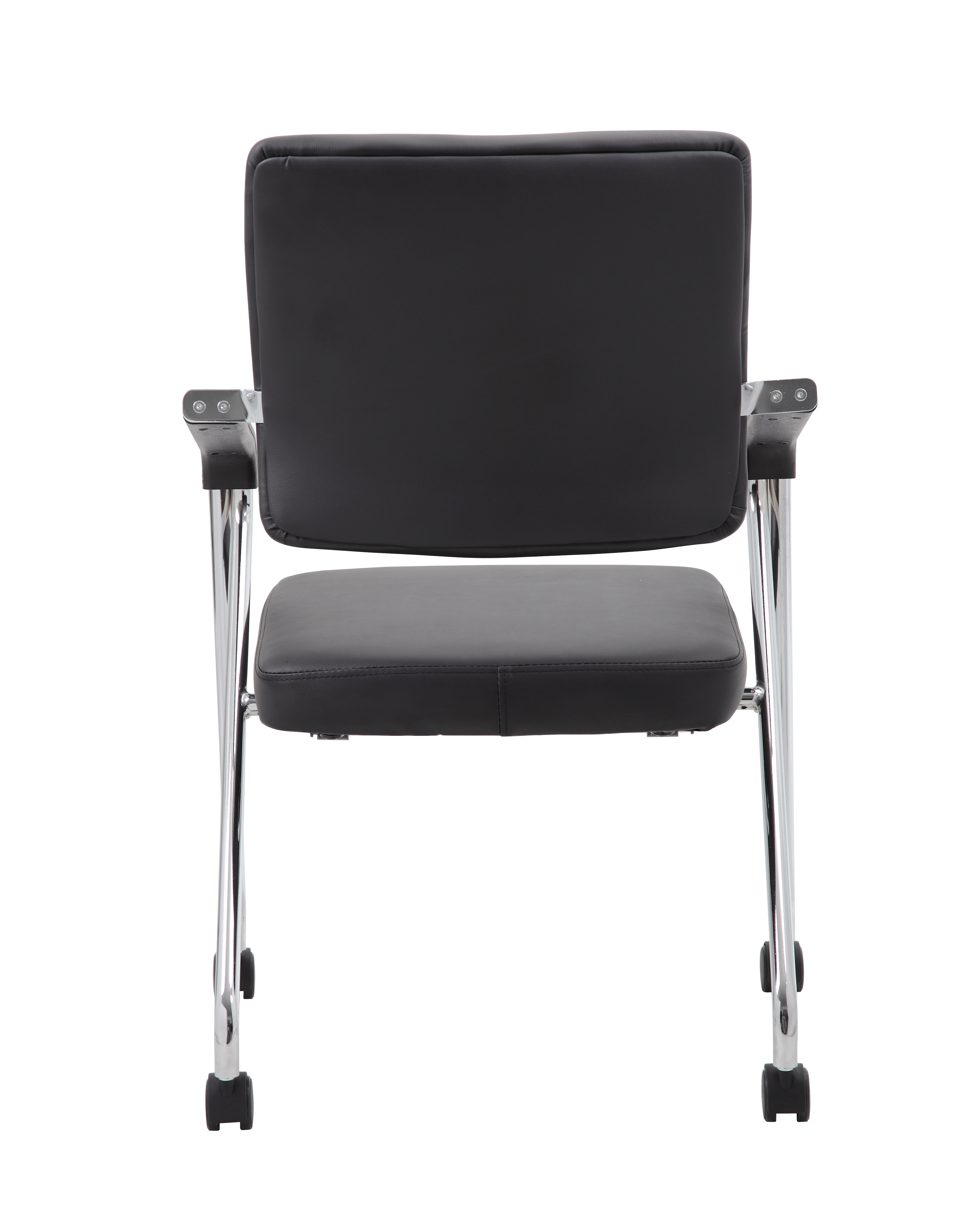Chair Leather Boss Black Plus Executive