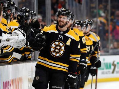Boston Bruins Continue Shuffling Lines Amidst 'Right-Side Dilemma'
