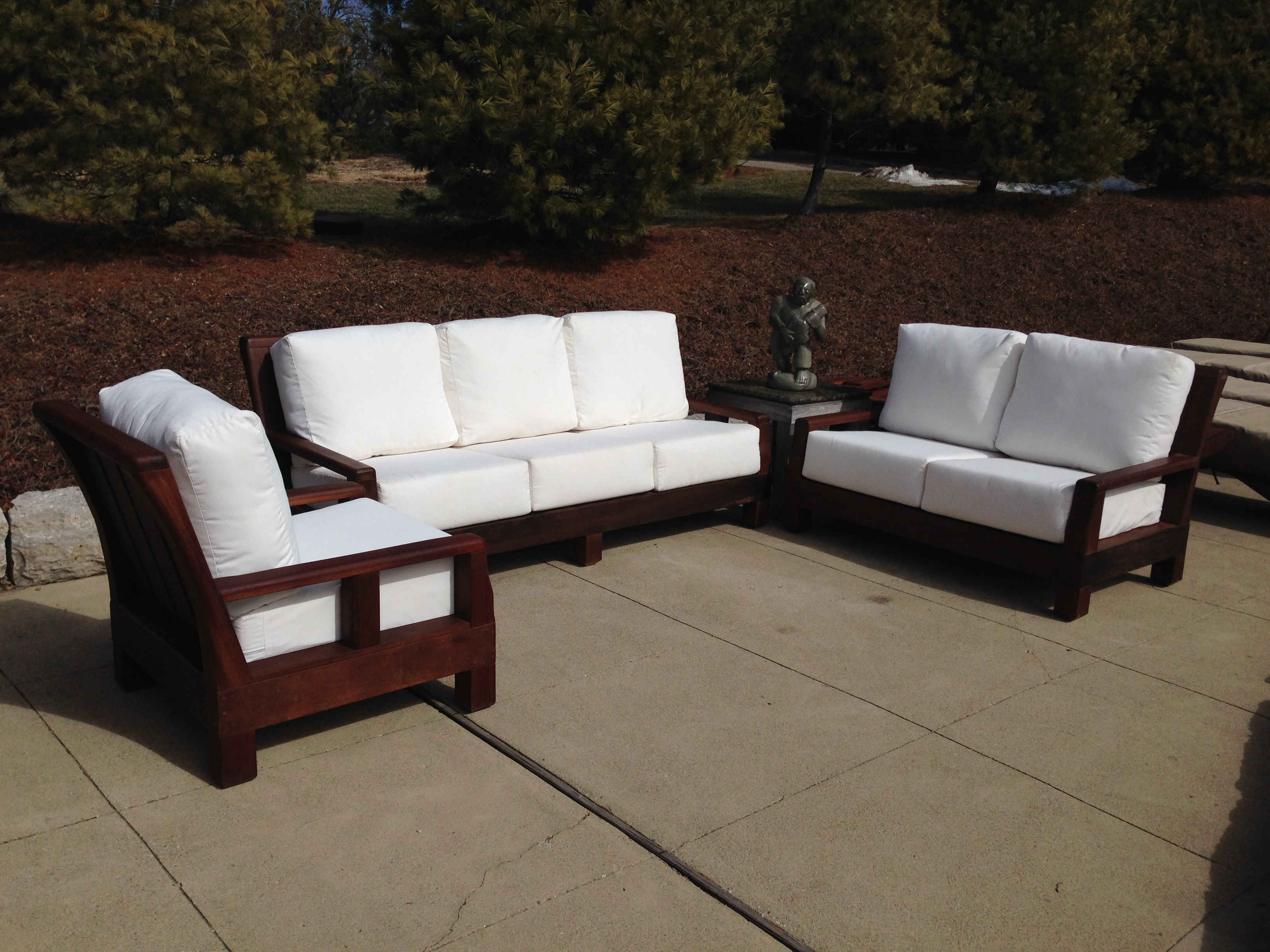 Home Bottega Handmade Outdoor Furniture Of Exceptional