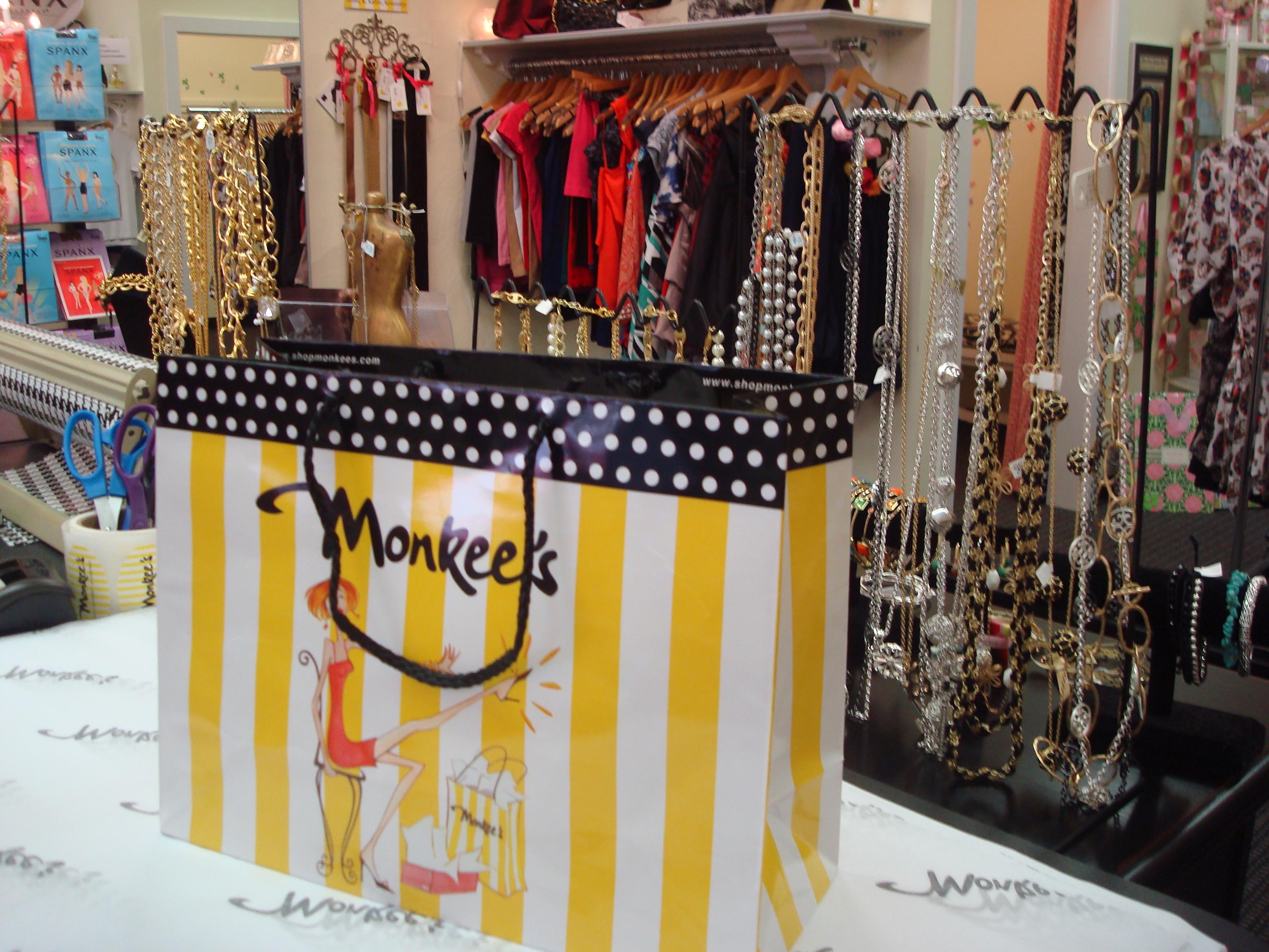 Monkee's Boutique – Fredricksburg, VA | Boutiques and Geeks