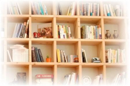 Huis inrichten 2019 » boekenkast boom zelf maken | Huis inrichten