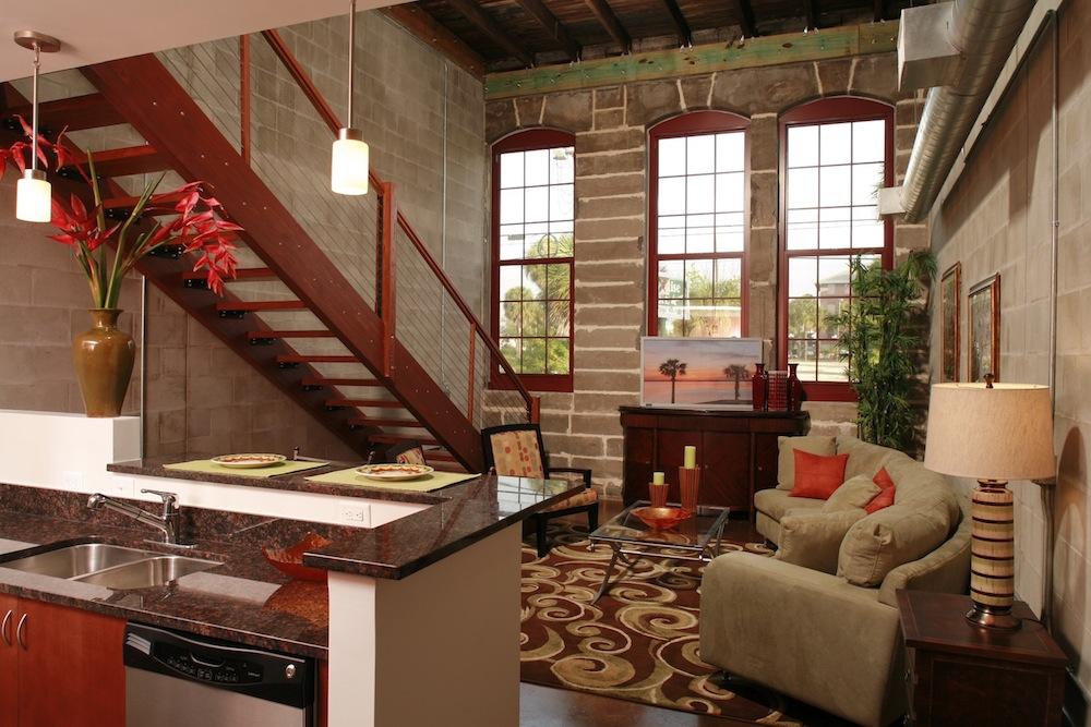 Ybor City Rental Box Factory Loft
