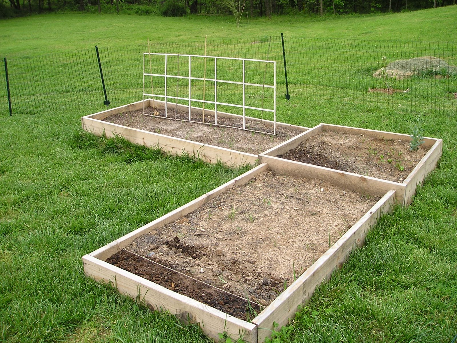 Raised Vegetable Garden Plans