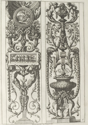 Bibliodyssey Ornamental Decoration In 17th Century France