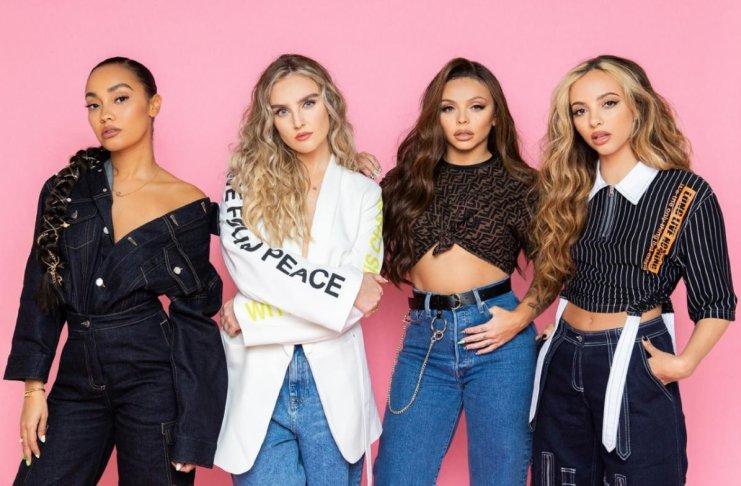 A girlband britânica Little Mix (Foto: Divulgação)