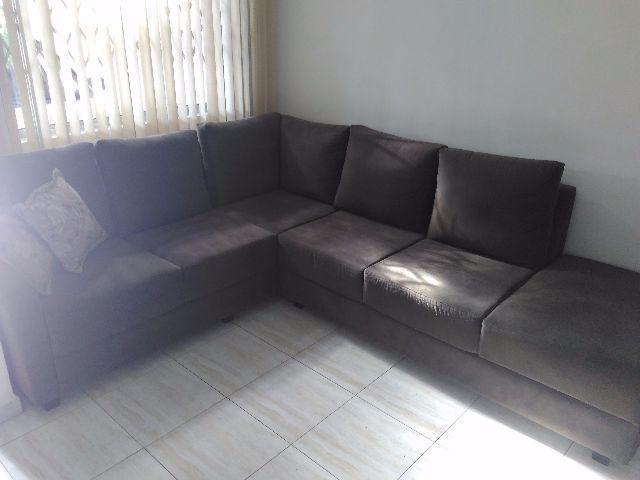 Sofa 3 Lugares Chaise Lado Esquerdo