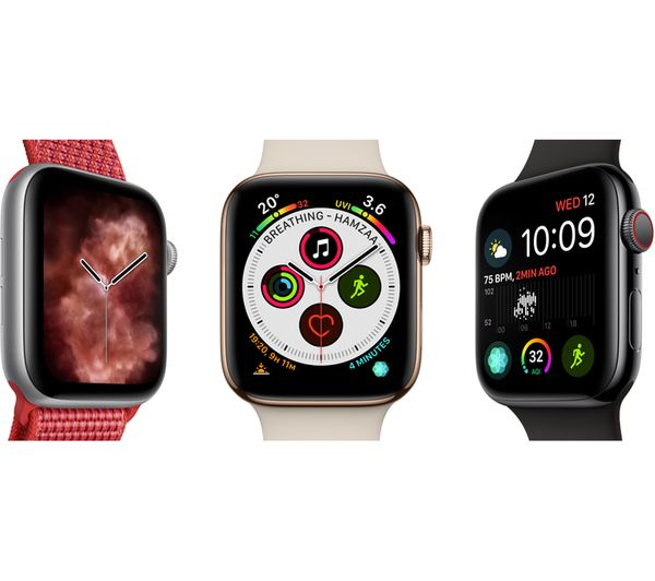 Buy Apple Watch Series 4 Cellular Gold Amp Pink Sports