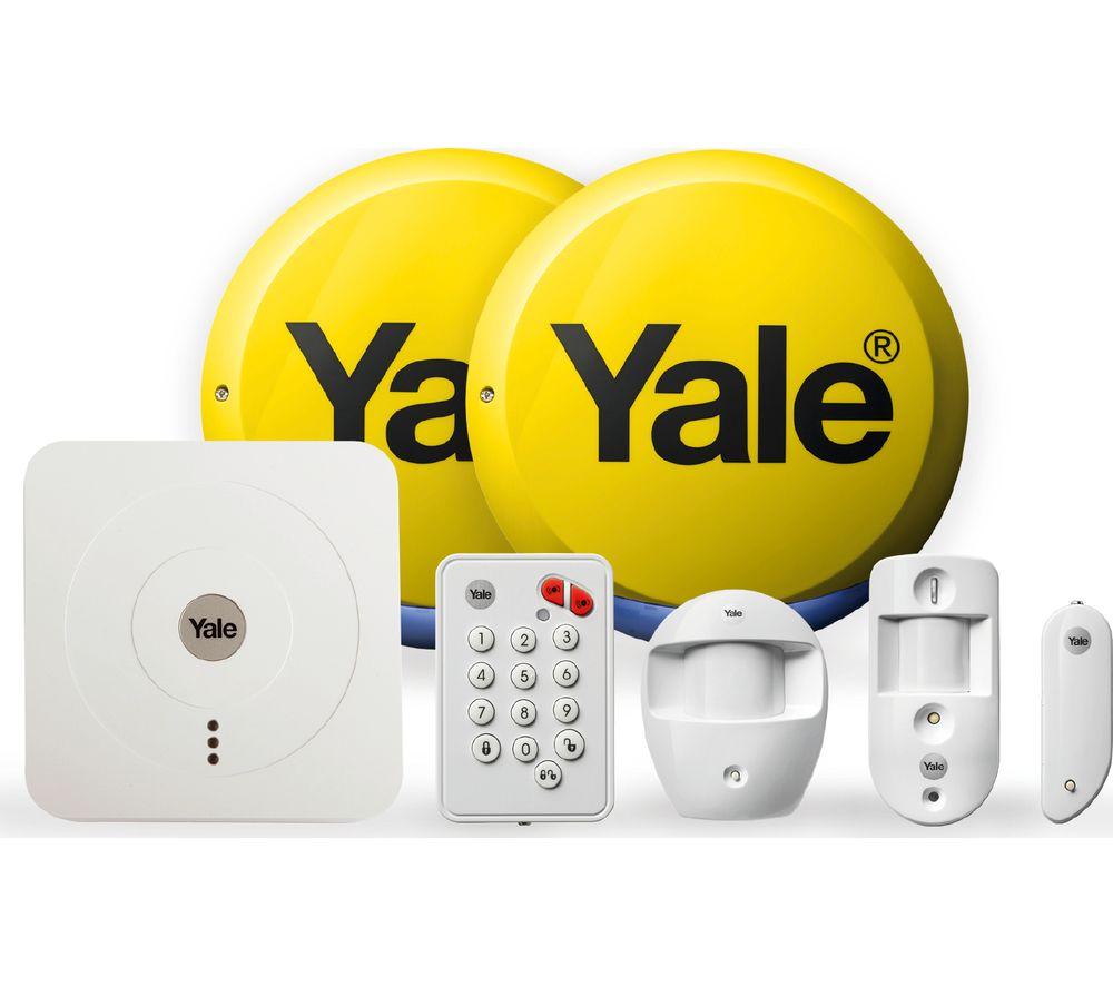 Security Alarm System Yale