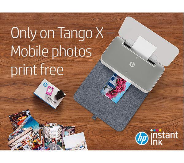 Hp Tango X All In One Wireless Inkjet Printer Deals Pc World