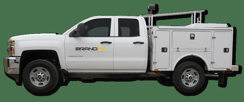 40ls Brandfx Composite Truck Service Bodies