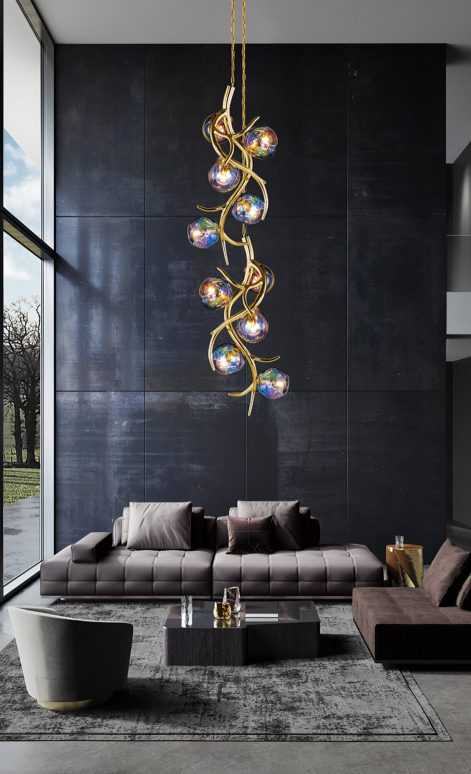 luxury contemporary pendant lighting # 1