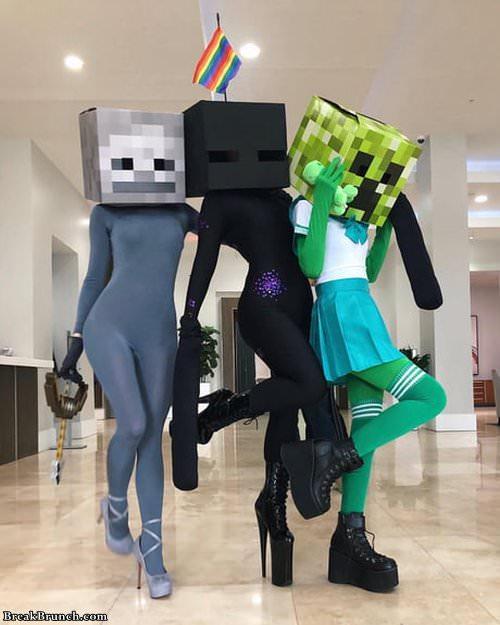 Mob Lava Skin Minecraft
