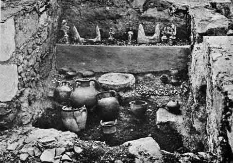 Ancient Minoan Religion