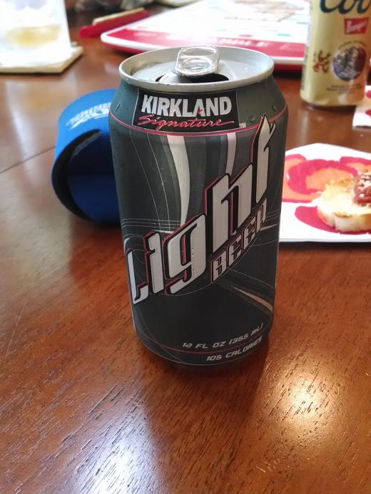 Kirkland Light Beer