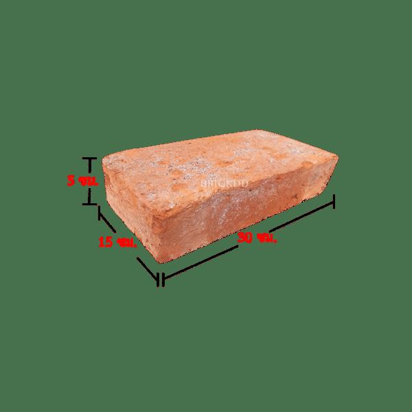 อิฐโบราณ 15x30 (เผาแกลบ)