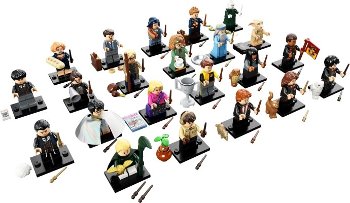LEGO Reviews for  71022 23 LEGO Minifigures   Harry Potter and     71022 23 LEGO Minifigures   Harry Potter and Fantastic Beasts Series 1    Complete