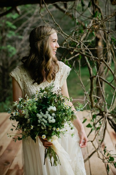 Rustic Wooding Wedding Inspiration